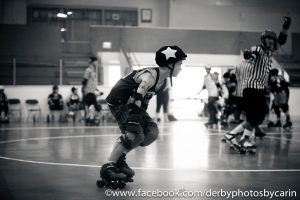 Marty McDie - Derby photo by Carin